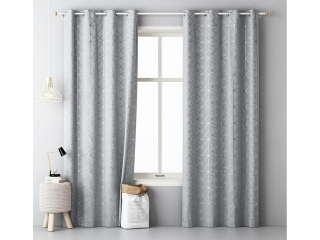 Draperija GLAMMY Light Grey 1x 140x250cm