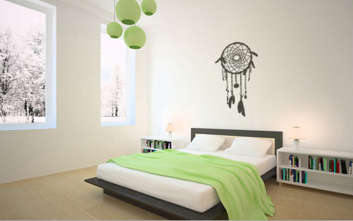 Naljepnice za zid DREAM CATCHER NALS005