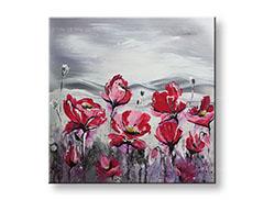Rucno Slikane Slike Na Platnu Cvijece 1 Dielny Yobam031e1
